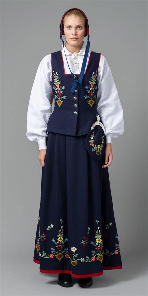 ringer dress lofotbunaden nordland bunader norsk flid nettbutikk