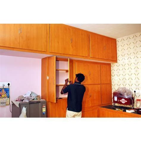cupboard work pvc cupboard work manufacturer  coimbatore