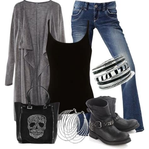 Rock Concert | Cool Outfits | Pinterest | Rock concert Rock and Polyvore