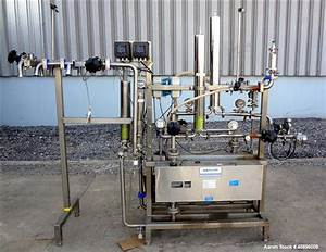 Used- U.S. Filter Ultraviolet Disinfection System