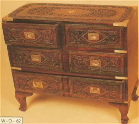 wood crafts tableschest  drawers pakistani
