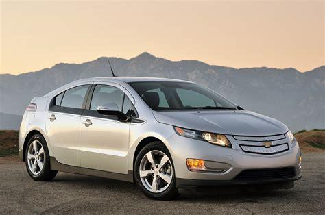 2013 Chevrolet Volt Photo Gallery Autoblog