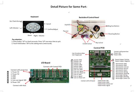 Arcade Wiring Diagram by Wiring Diagram Details For Arcade Qq Balloon