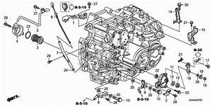 2006 Honda Pilot Serpentine Belt Diagram