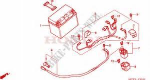 5 Schema Electrique Honda Vfr 800