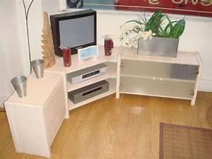 Meuble Tv Hifi : meuble tv hifi tv 33 ~ Teatrodelosmanantiales.com Idées de Décoration