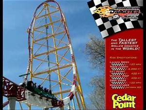 Top Thrill Dragster vs Kingda Ka - YouTube