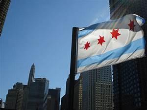 Chicago Flag Wallpaper - WallpaperSafari