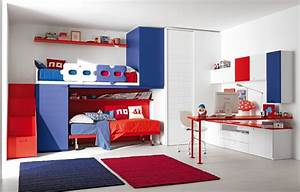 Colors and decorating ideas of children's bedrooms