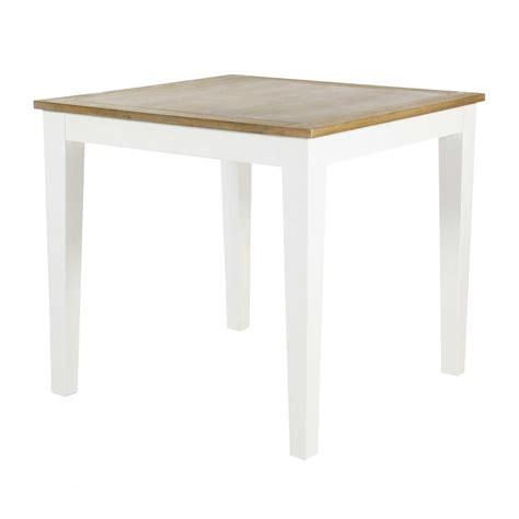table extensible carr 233 e blanche acacia grenier alpin