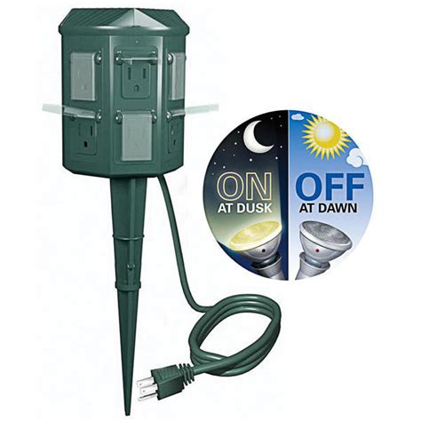 outdoor light bulb timer 301 moved permanently
