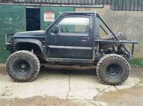 Suzuki Rhino by Suzuki Jimny Offroader Spec Built By Rhino Land