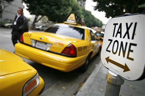 Uber And Lyft Have Devastated La's Taxi Industry, City