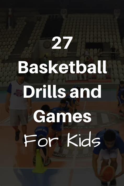 basketball drills  games  kids basketball