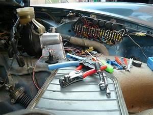 Porsche 911 Sc Wiring Repair Project