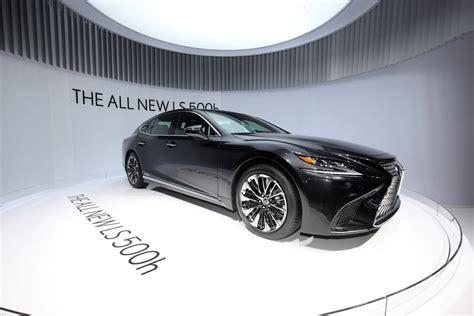 Modifikasi Lexus Ls by Lexus Ungkap All New Ls 500h Bertenaga Hybrid 354 Hp