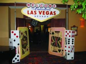themed table decorations las vegas decorations casinoparties