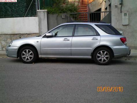 Subaru Impreza Sports Wagon Gx 4x4 125cv Ofertas