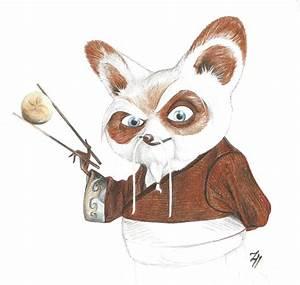 Master Shifu | Red Pandas | Pinterest | Masters