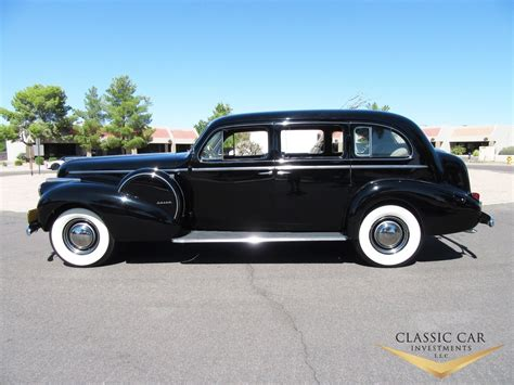 1940 Buick Sedan by 1940 Buick Series 90 Limited Touring Sedan Classic Car