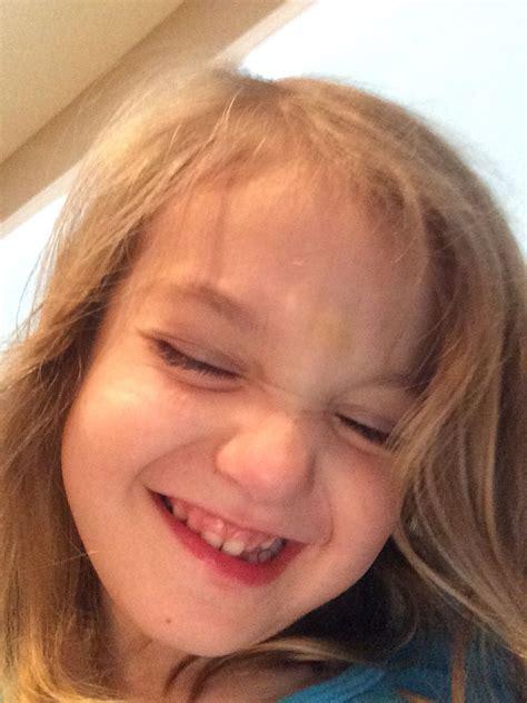 year  granddaughter scarlett    selfie