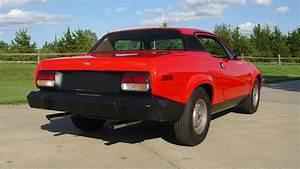 1976 Triumph Tr7 Coupe