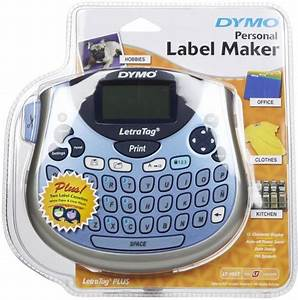 dymo letratag plus personal label maker lt 100t price With buy label maker online