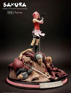 Tsume HQS Sakura Undefective Bonds Figurines Et