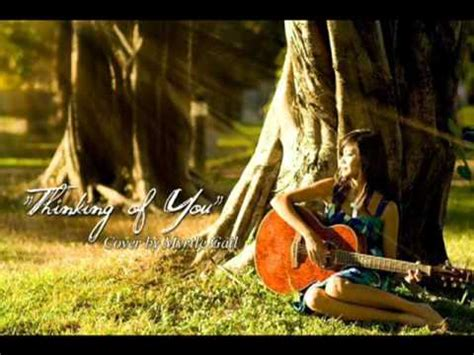myrtle sarrosa cover myrtle gail sarrosa thinking of you cover youtube