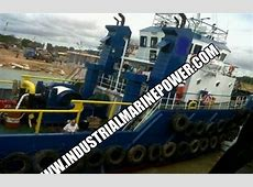 TUGBOAT 31 MTRS 2000BHP YEAR 2009 & BARGE 320FT9200 DWT