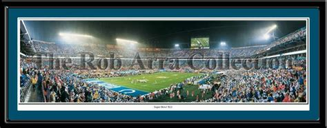 Indianapolis Colts Poster Super Bowl Xli End Zone Nfl Picture
