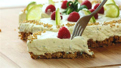 on adore cette recette de cheesecake mojito le meilleur des desserts