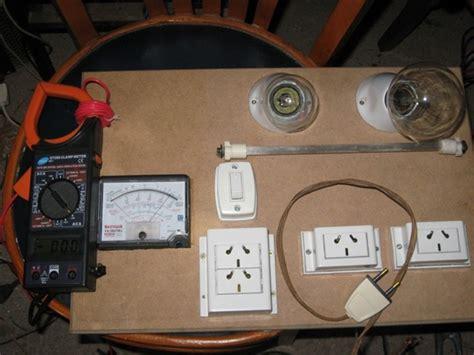 un tablero de pruebas para el taller espacio de cesar