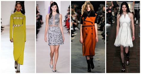 Wearable Fall 2016 Fashion Trends From New York Fashion
