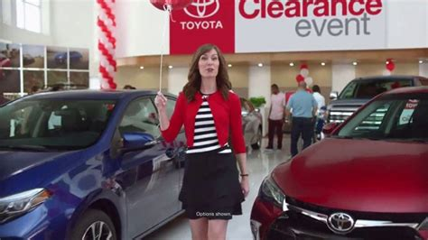 In Toyota Commercial toyota national clearance event tv commercial great