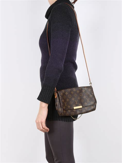 louis vuitton favorite mm monogram canvas luxury bags