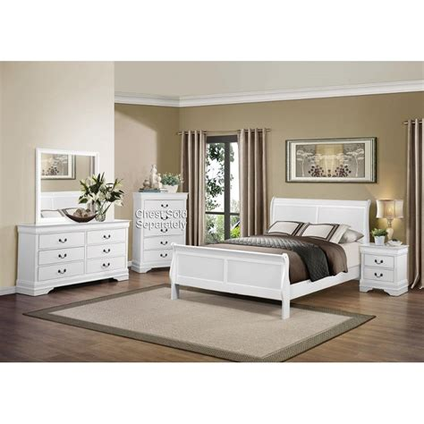 Rc Willey Bedroom Furniture by White 6 Bedroom Set Mayville Rc Willey