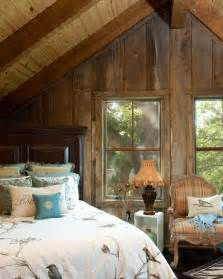 Log Cabin with Loft Bedroom