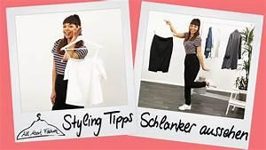 Kleidung Die Schlank Macht : schlanker aussehen durch kleidung styling tipps youtube ~ Frokenaadalensverden.com Haus und Dekorationen