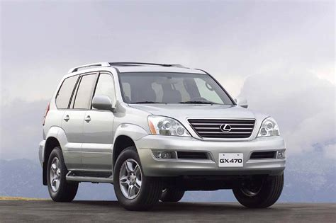 how it works cars 2004 lexus gx windshield wipe control 2003 09 lexus gx 470 consumer guide auto