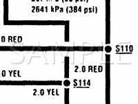 Repair Diagrams For 1993 Geo Tracker Engine  Transmission
