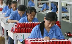 China's Manufacturing Output Rises in August