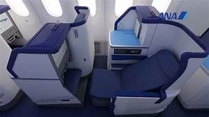 ANA's Boeing 787 Dreamliner first class seats are fully ...