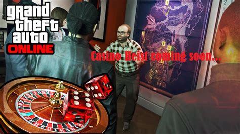 gta  casino heist  zombie leaked dlc gameplay details