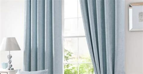 Duck Egg Chenille Lined Eyelet Curtains Kitchen Lace Curtains Glass Beads Aluminum Curtain Rod Blackout Red For Sale Ebay Scarves Double Curved Shower Oil Rubbed Bronze Discount