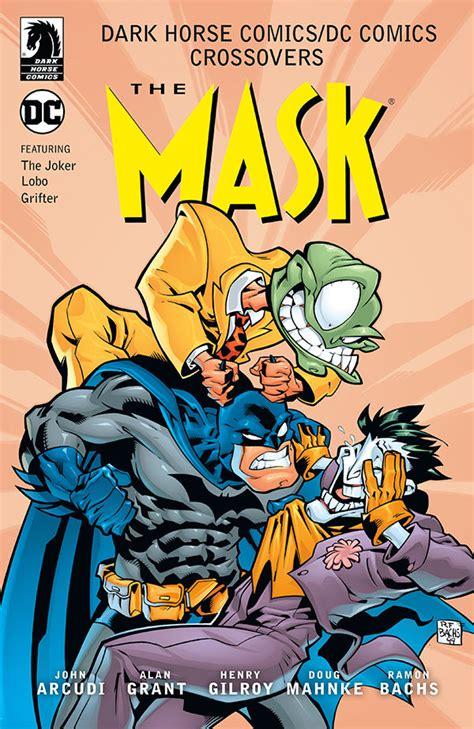 mask horse dark comics dc lobo joker graphic books crossovers novel tpb grifter novels john australia henry arcudi gilroy darkhorse