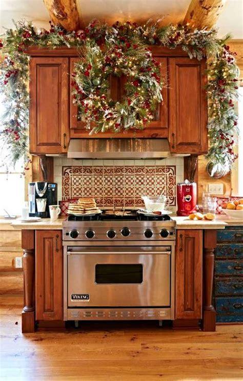 comment decorer sa cuisine décorer sa cuisine pour noel voici 20 idées inspirez vous