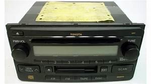 2003 Fm Radio Cassette Cd