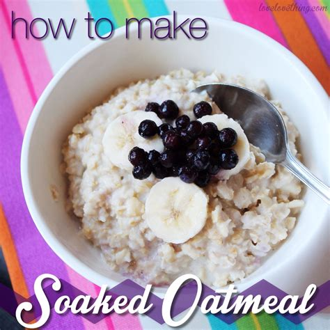 33 Nourishing Oatmeal And Noatmeal Recipes