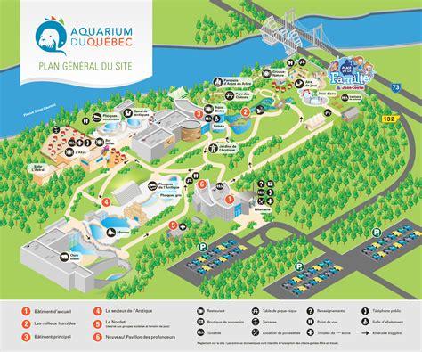 aquarium de carte information aquarium du qu 233 bec centres touristiques s 233 paq